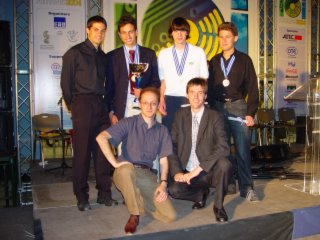 GB team at IOI2004